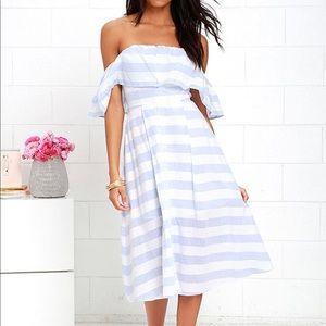 Lulus transatlantic dress